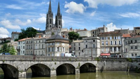 Photo du pont a Niort
